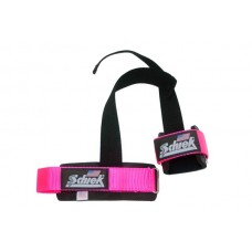 Model 1000PLS - Power Lifting Straps - Pink