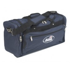 Schiek Gym Bag (Navy Blue)
